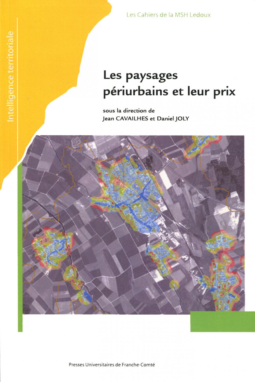 Les paysages périurbains et leur prix