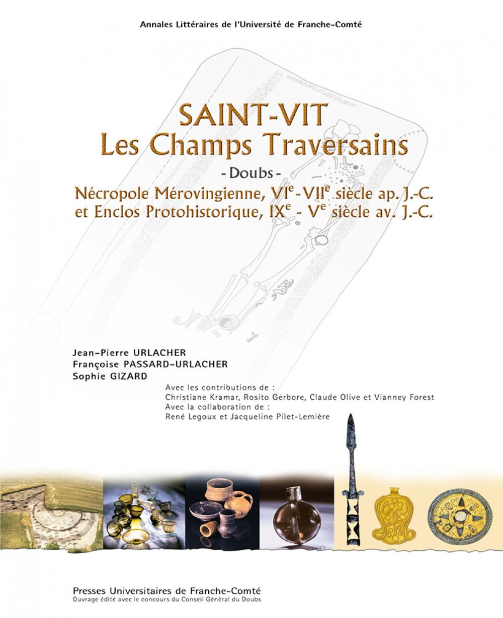 """""""Saint-Vit. Les Champs Traversains"""""""