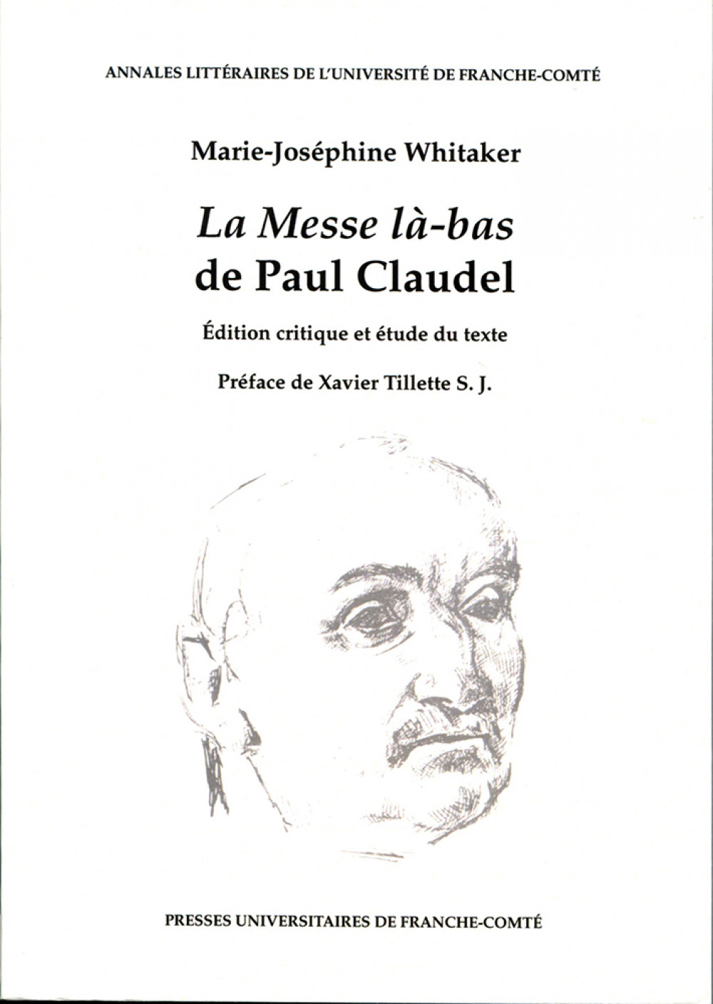 <i>La Messe là-bas </i> de Paul Claudel