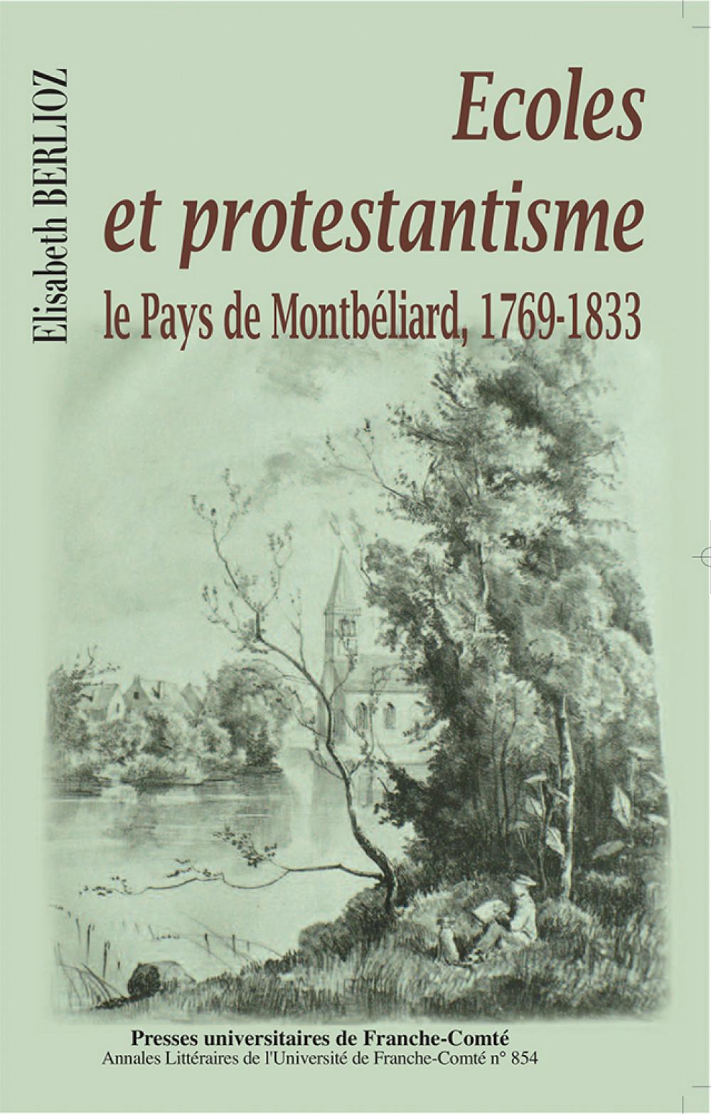 Ecoles et protestantisme