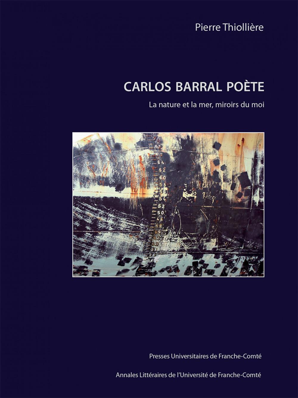 Carlos Barral poète