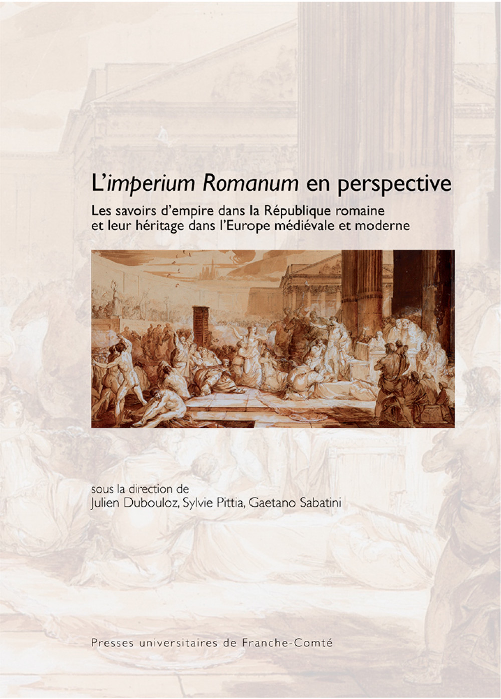 L'imperium romanum en perspective