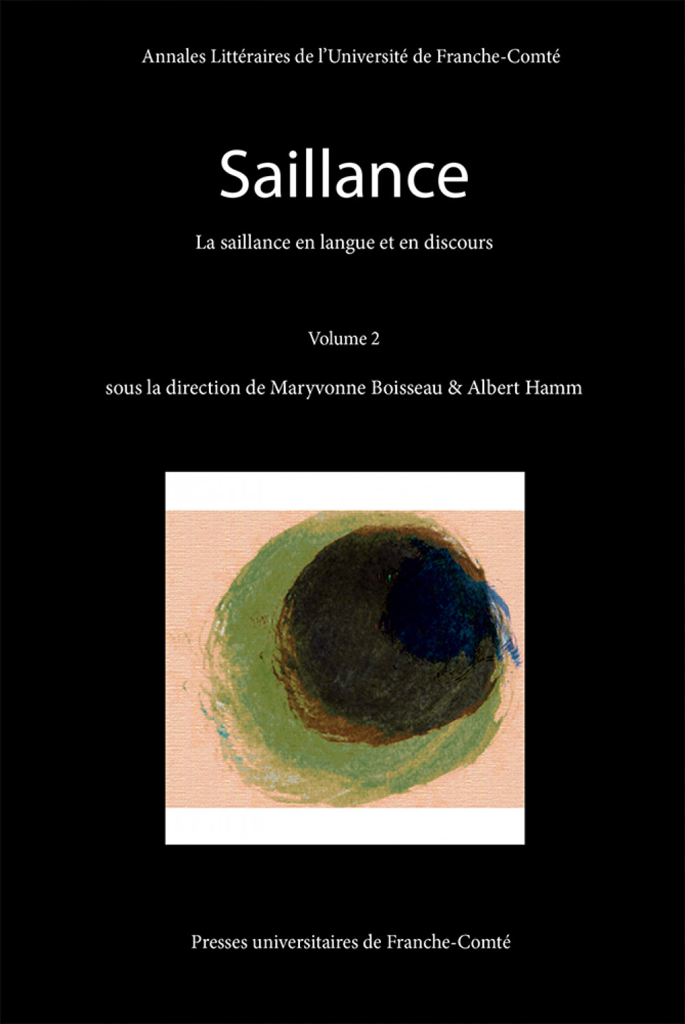 Saillance volume 2