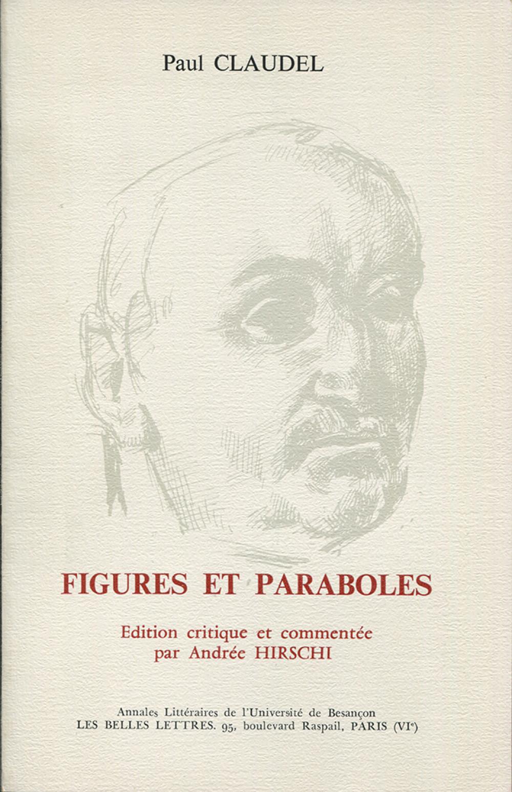 Figures et paraboles de Paul Claudel