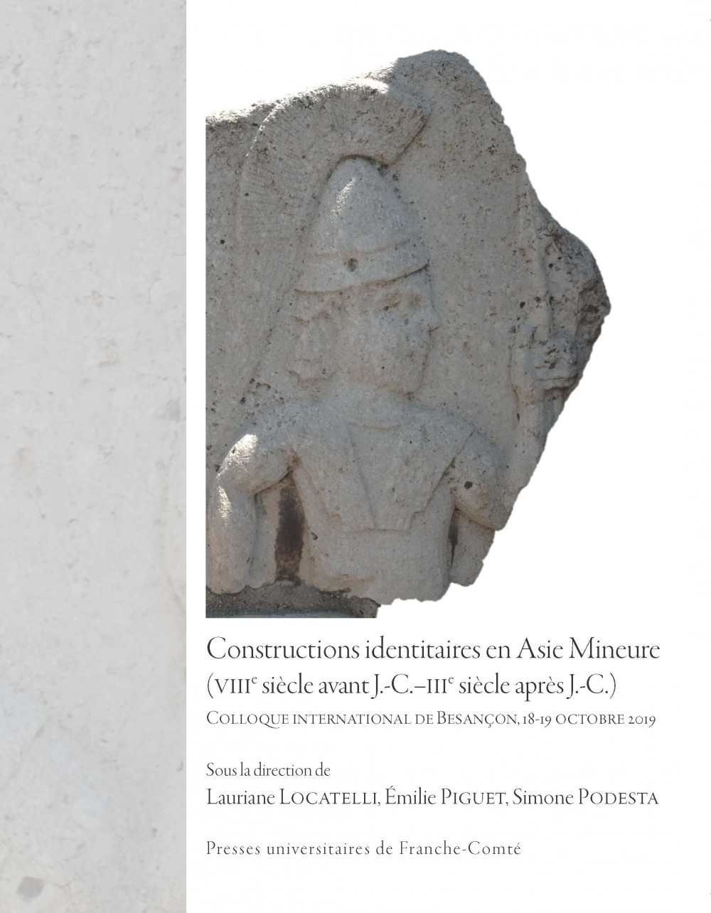 couverture de l'ouvrage Constructions identitaires en Asie Mineure