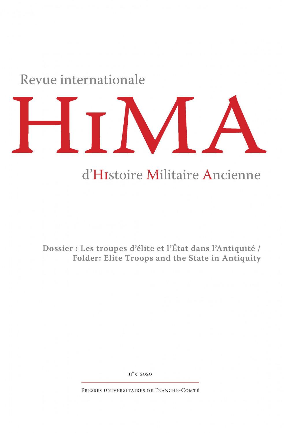 couverture de la revue Hima 9
