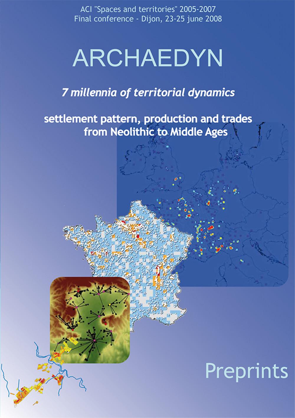 Archaedyn - 7 millenia of territorial (preprints)
