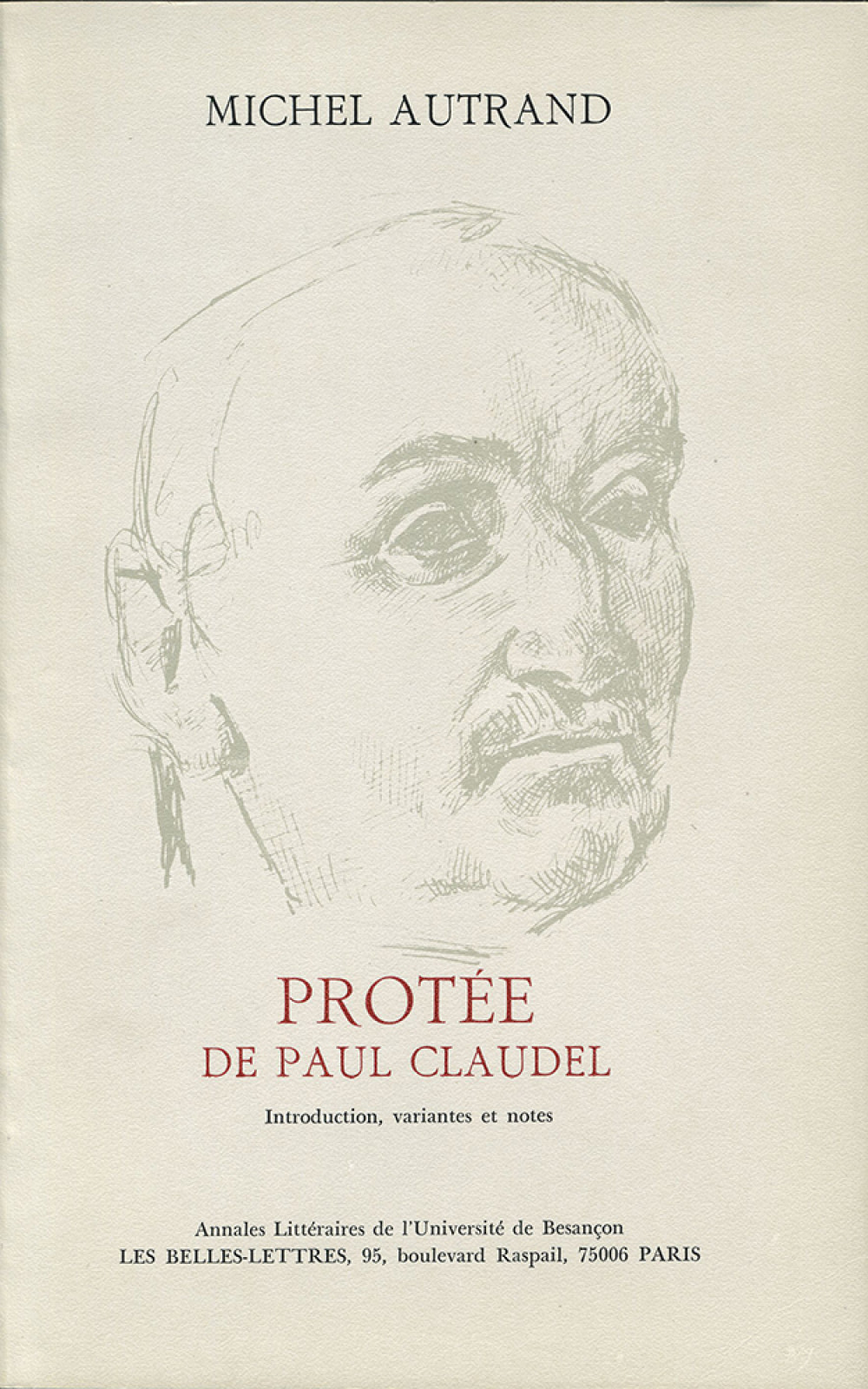 Protée de Paul Claudel