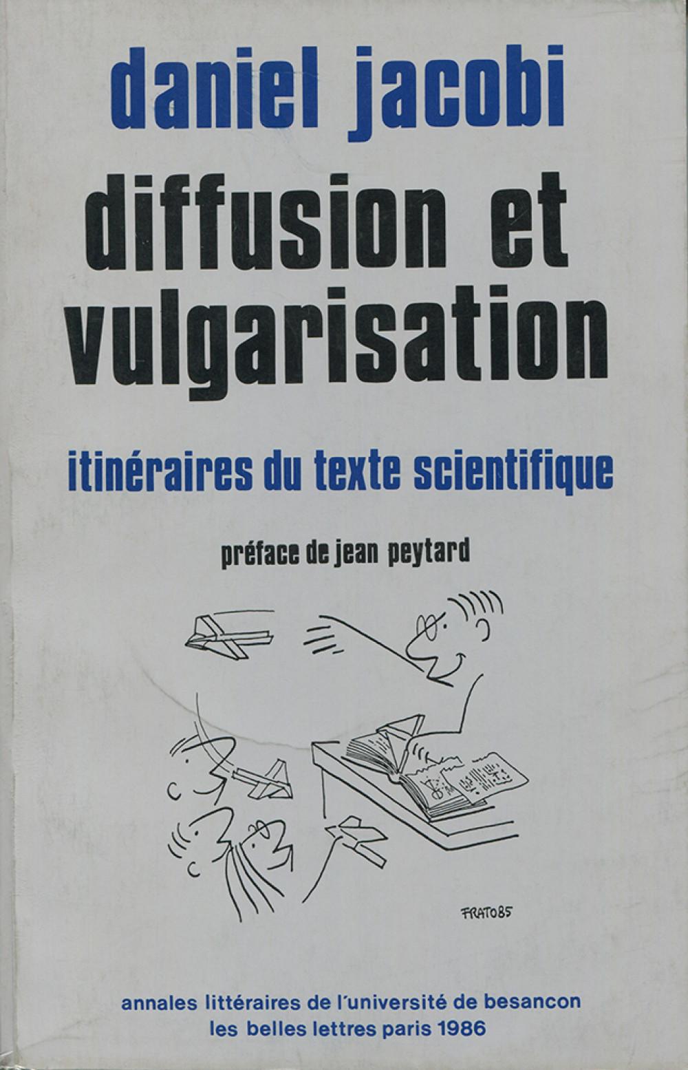 Diffusion et vulgarisation