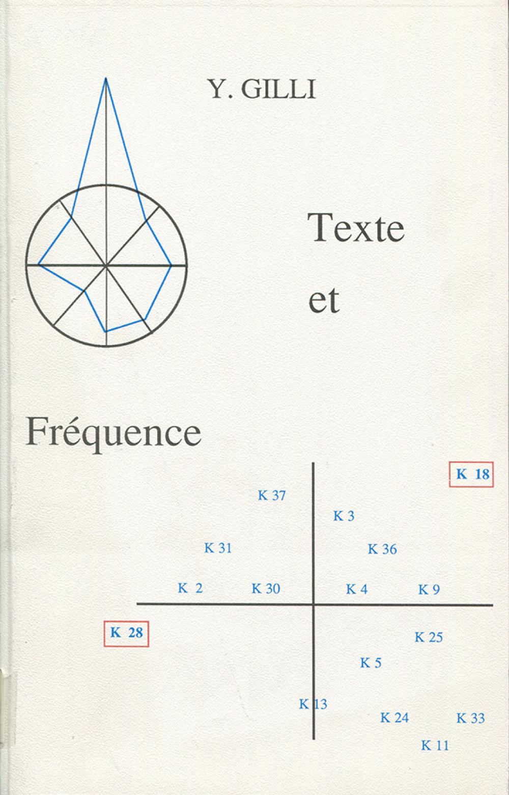 Texte et fréquence