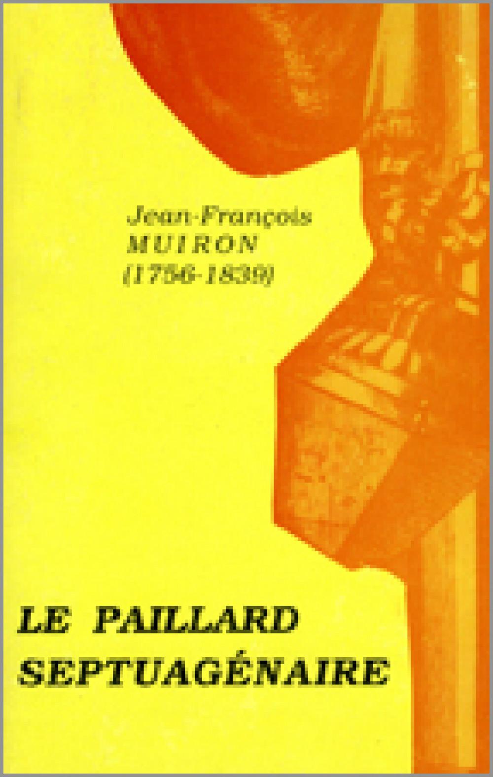 J.-F. Murion : Le paillard septuagénaire