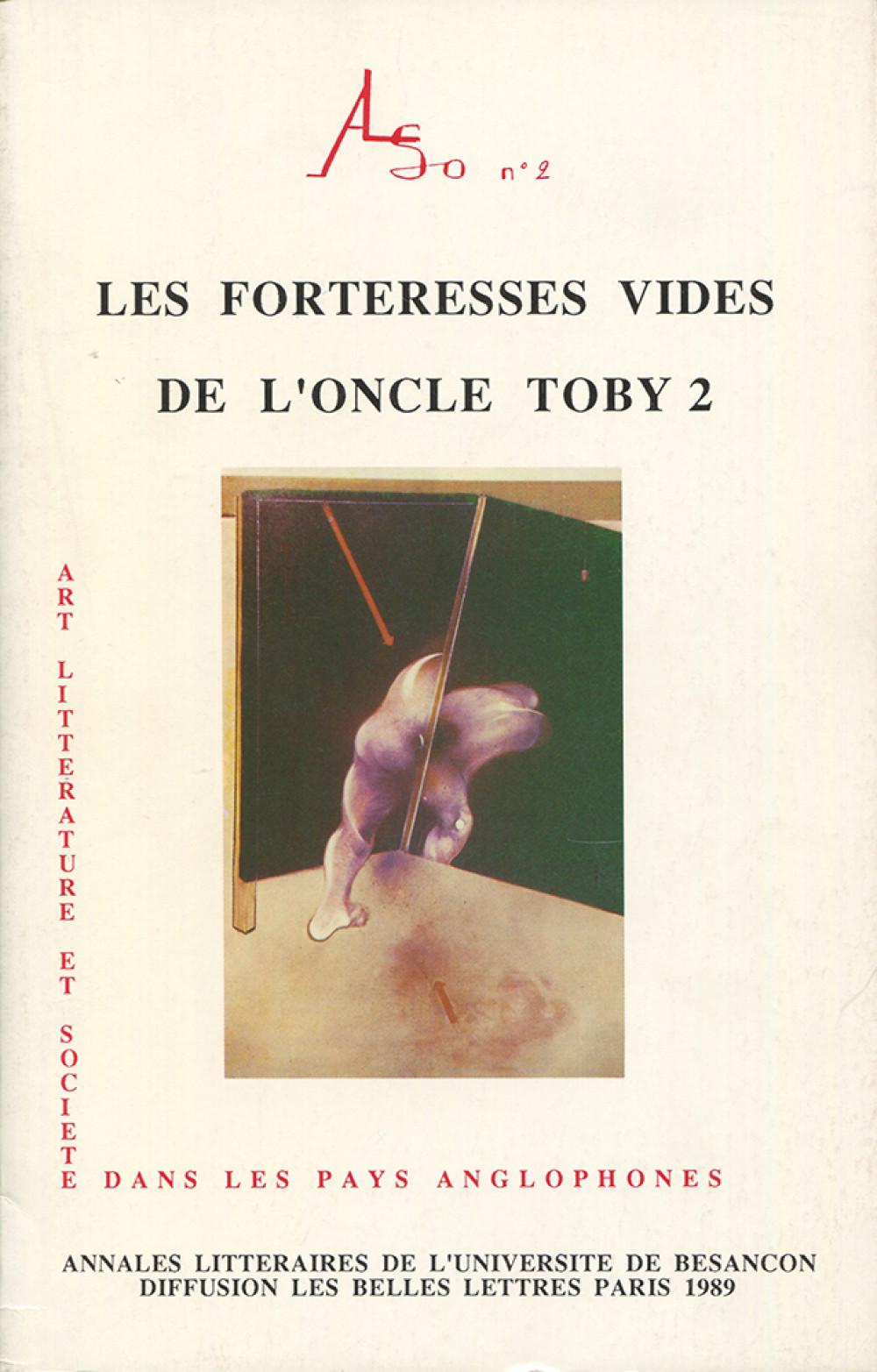 Les forteresses vides de l'Oncle Toby. Volume 2