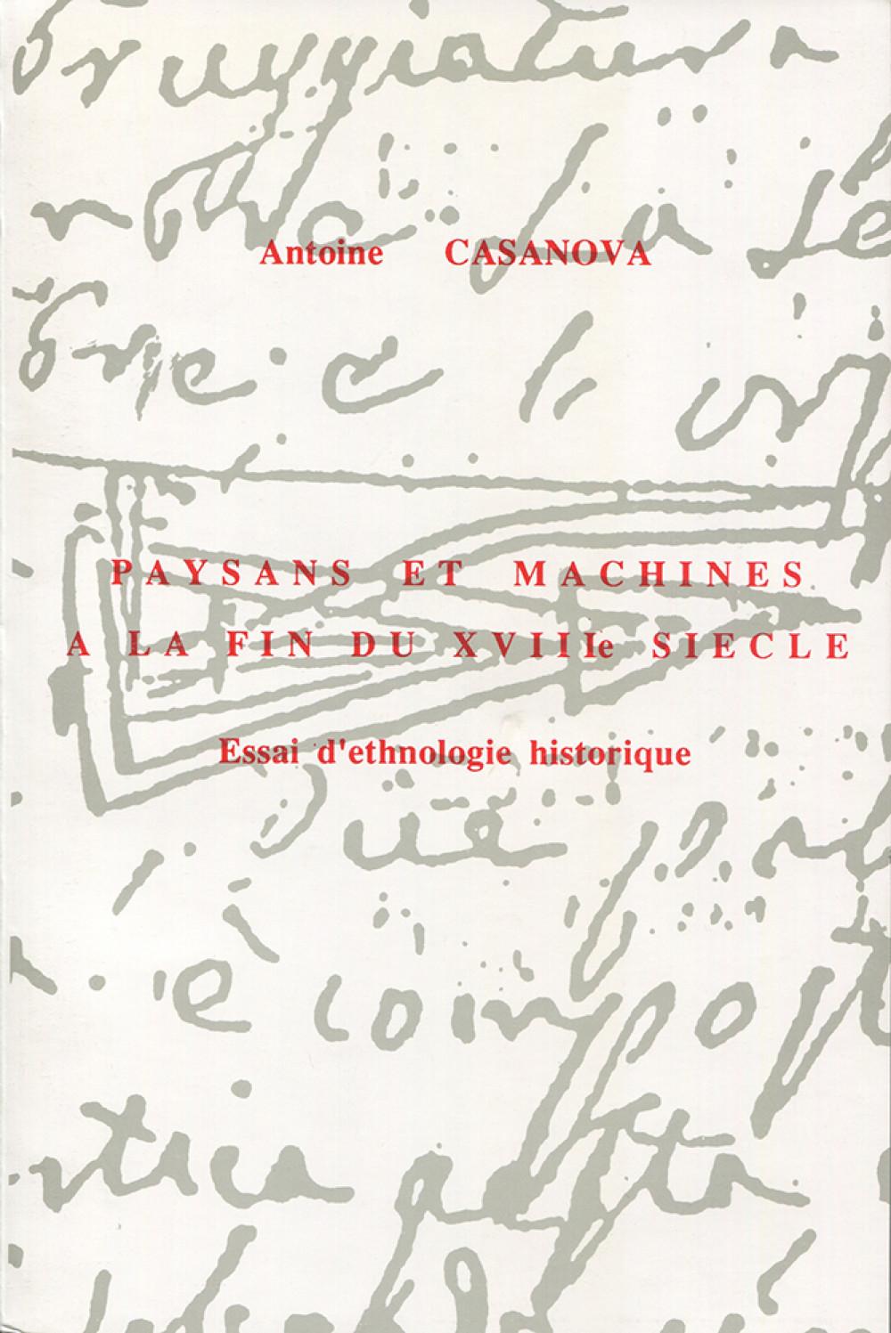 """Paysans et machines à la fin du <span style=""""font-variant: small-caps"""">XVIII</span><sup>e</sup> siècle"""