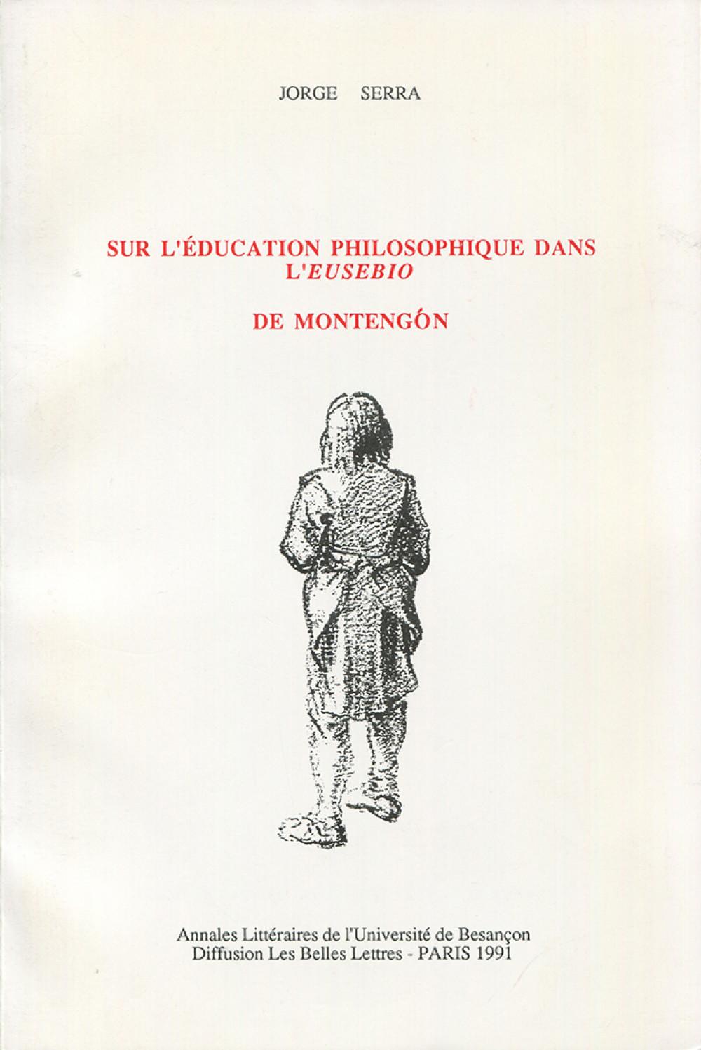 Sur l'éducation philosophique dans l'Eusebio de Montengon