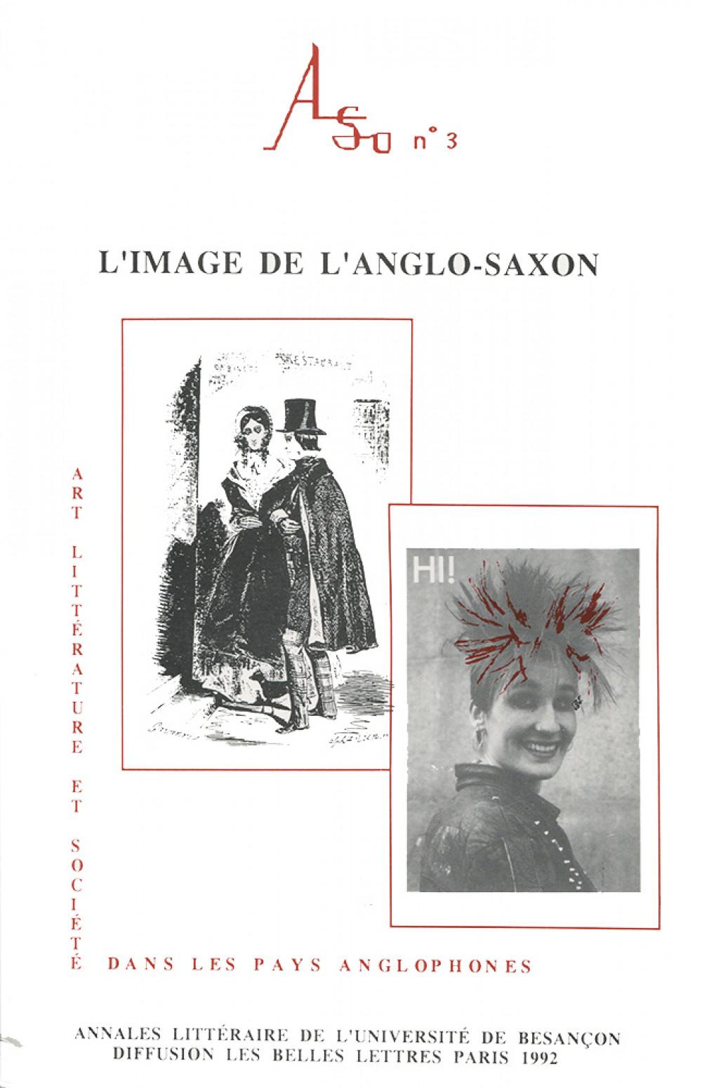 L'image de l'Anglo-Saxon