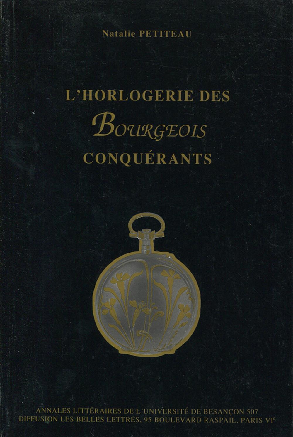 L'horlogerie des Bourgeois conquérants