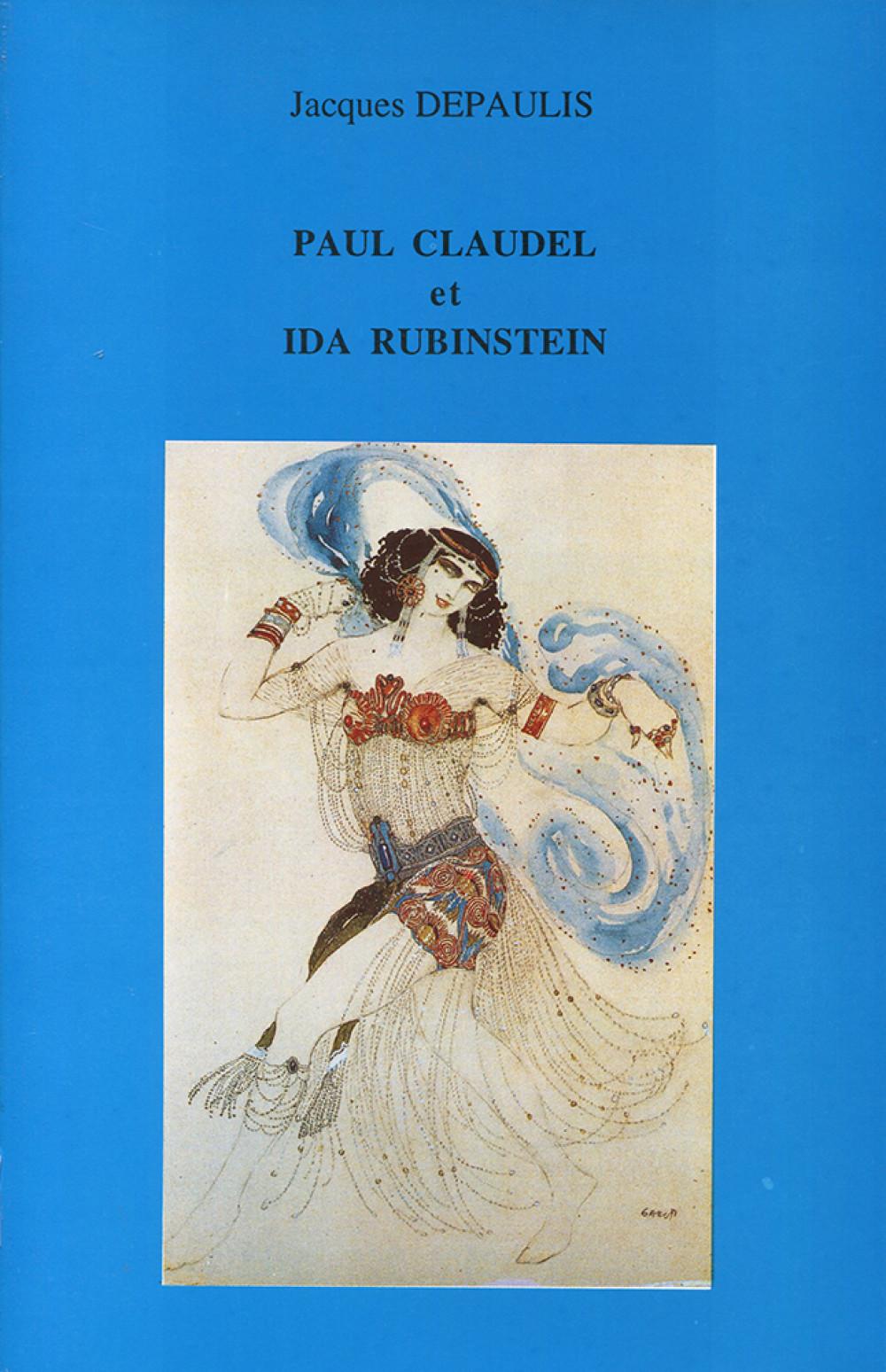 Paul Claudel et Ida Rubinstein