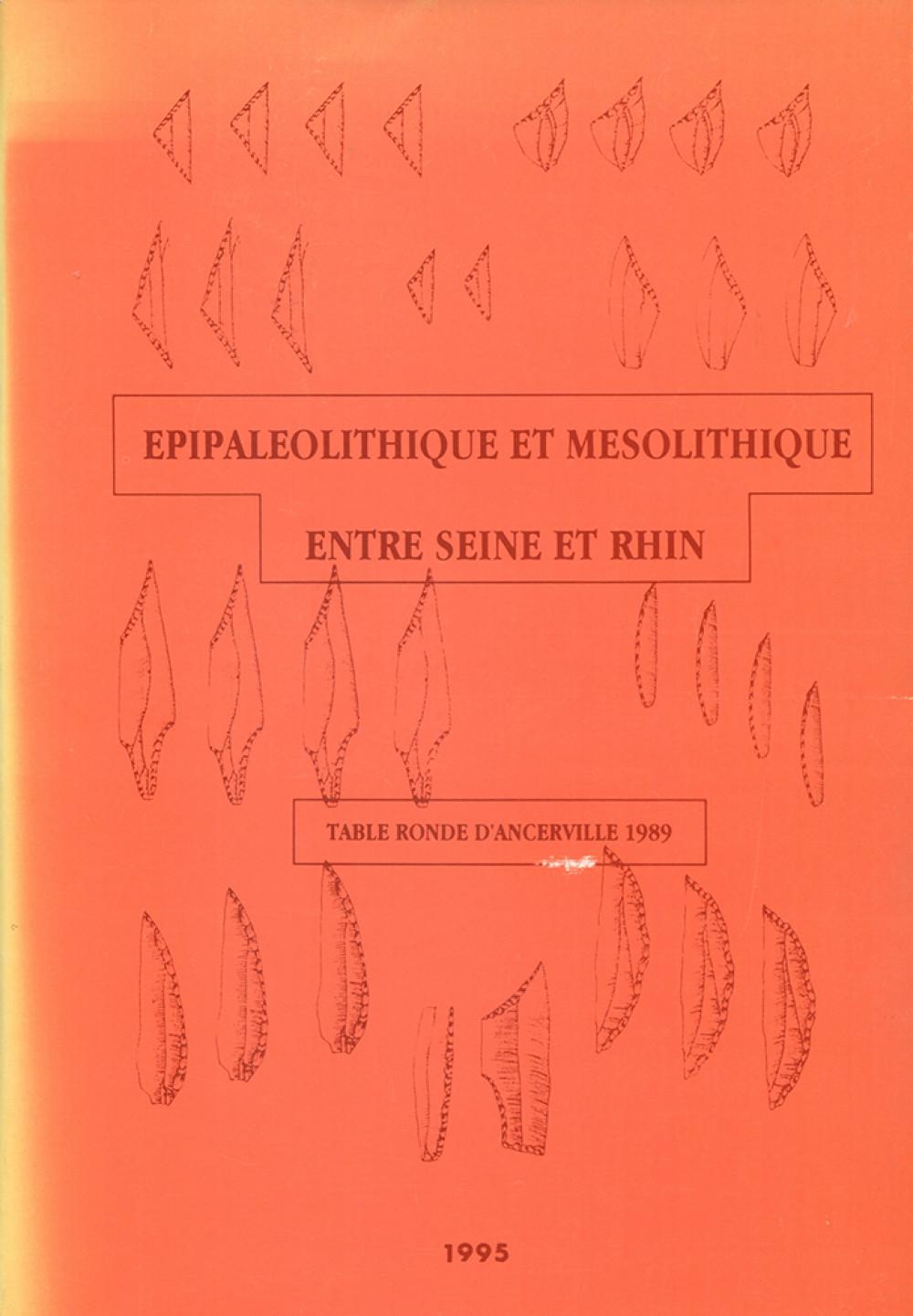 Épipaléolithique et mésolithique entre Seine et Rhin