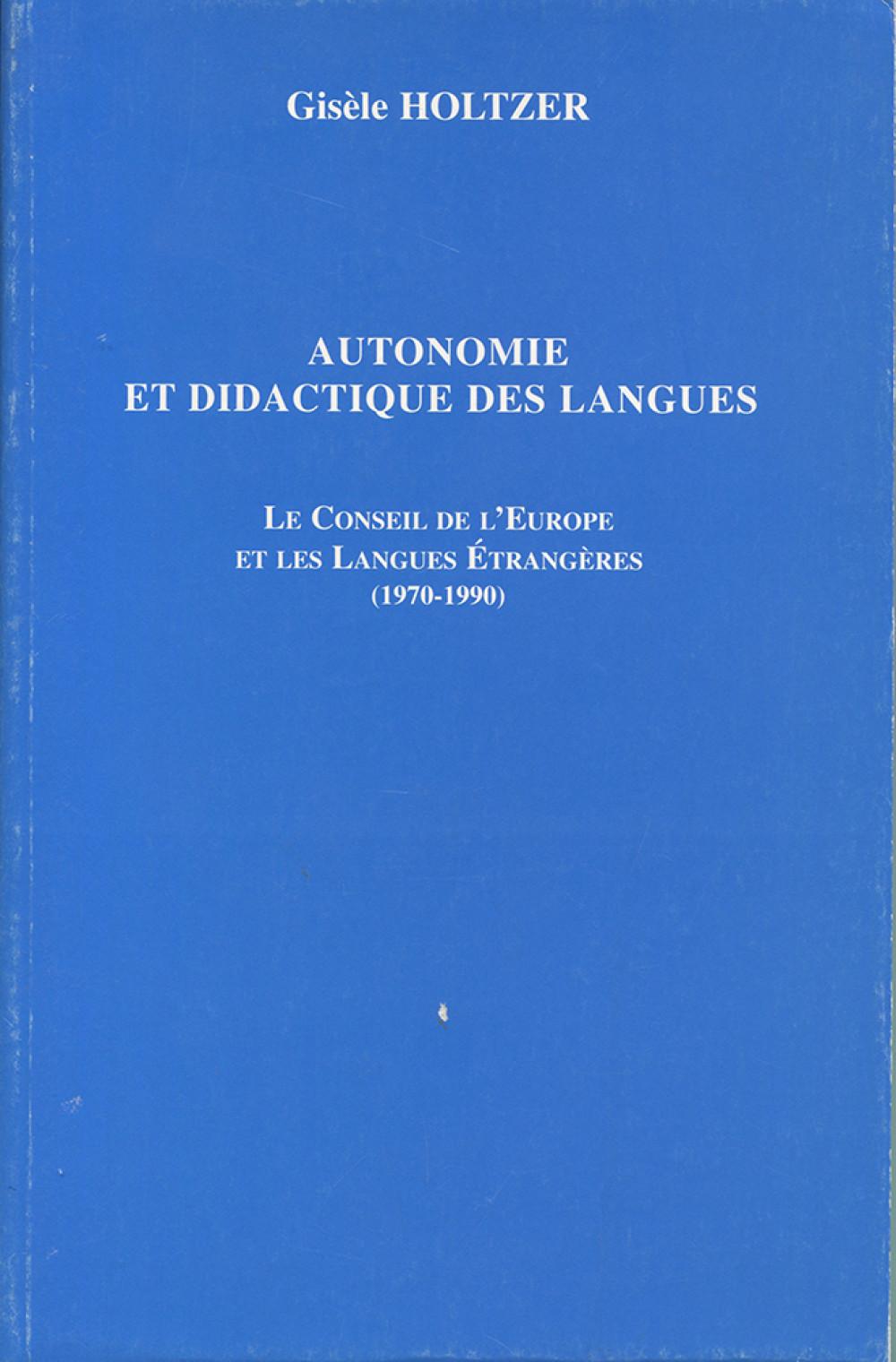 Autonomie et didactique des langues