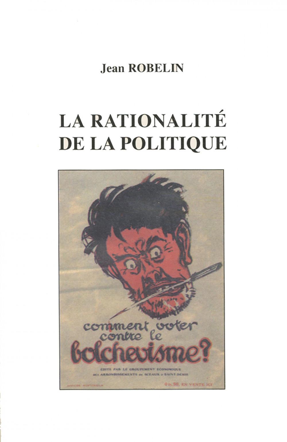 La rationalité de la politique