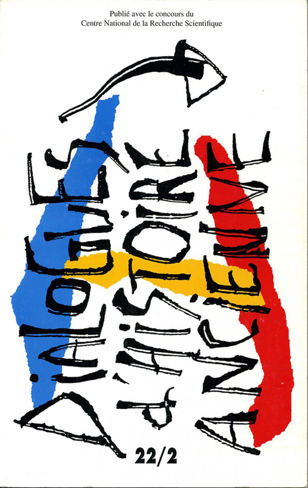 Dialogues d'Histoire Ancienne 22/2