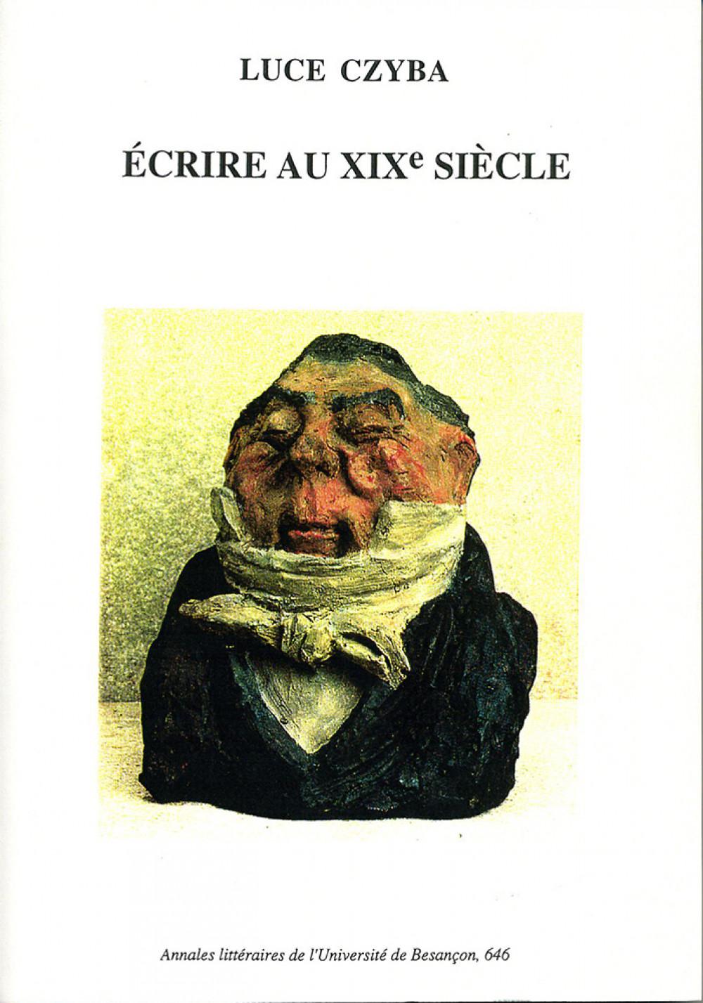 """Ecrire au <span style=""""font-variant: small-caps"""">XIX</span><sup>e</sup> siècle"""