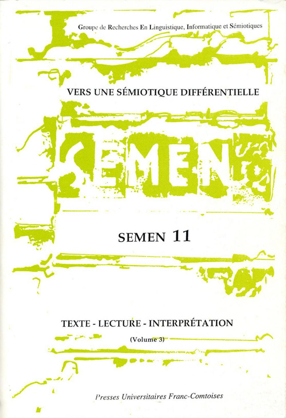 Semen 11
