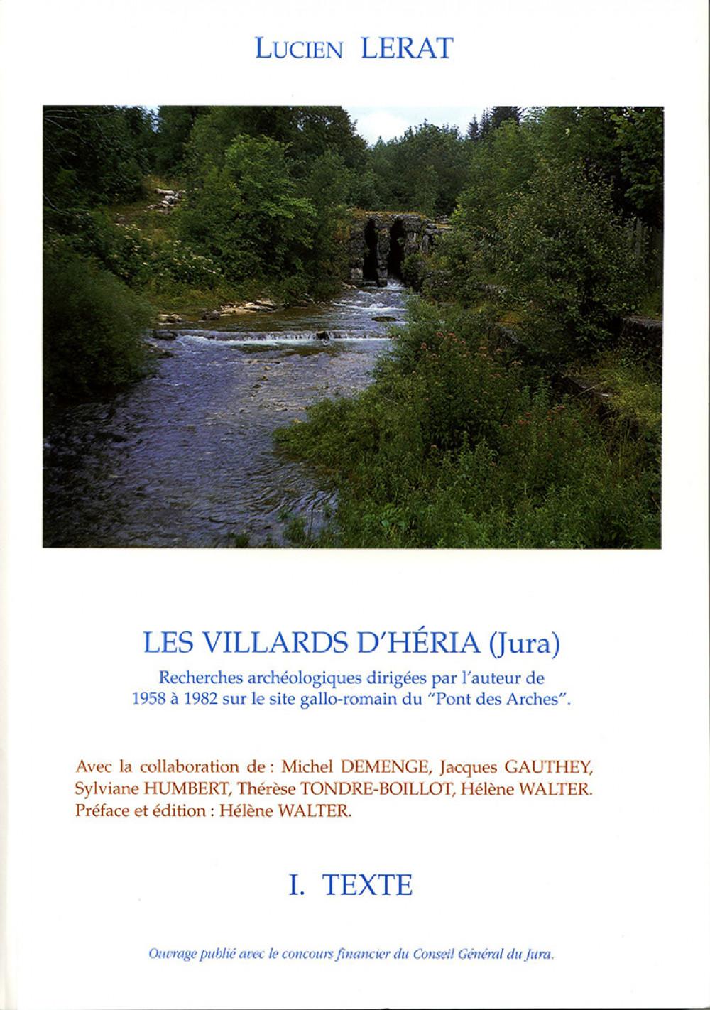 Les Villards d'Héria (Jura)