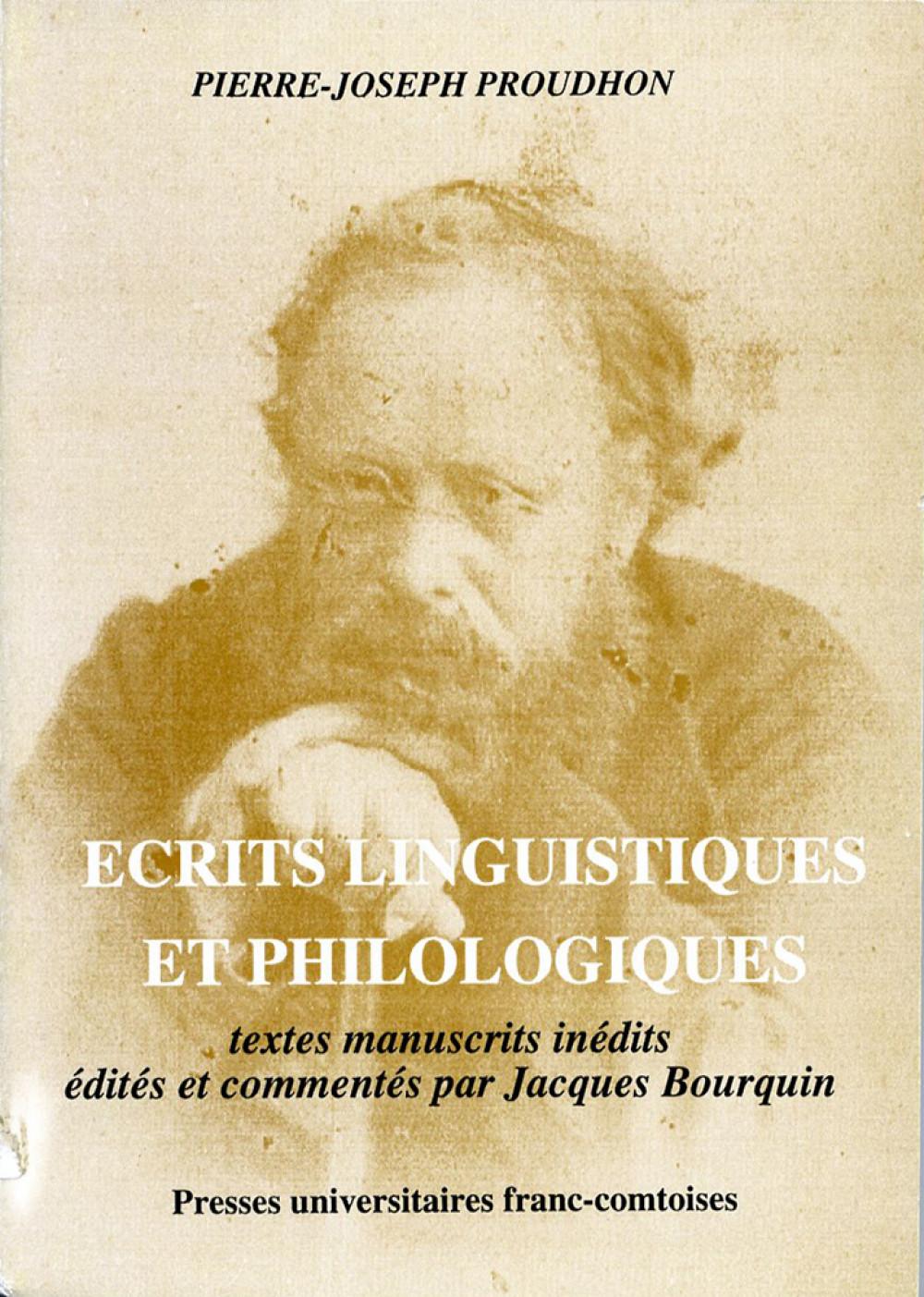 Ecrits linguistiques et philologiques