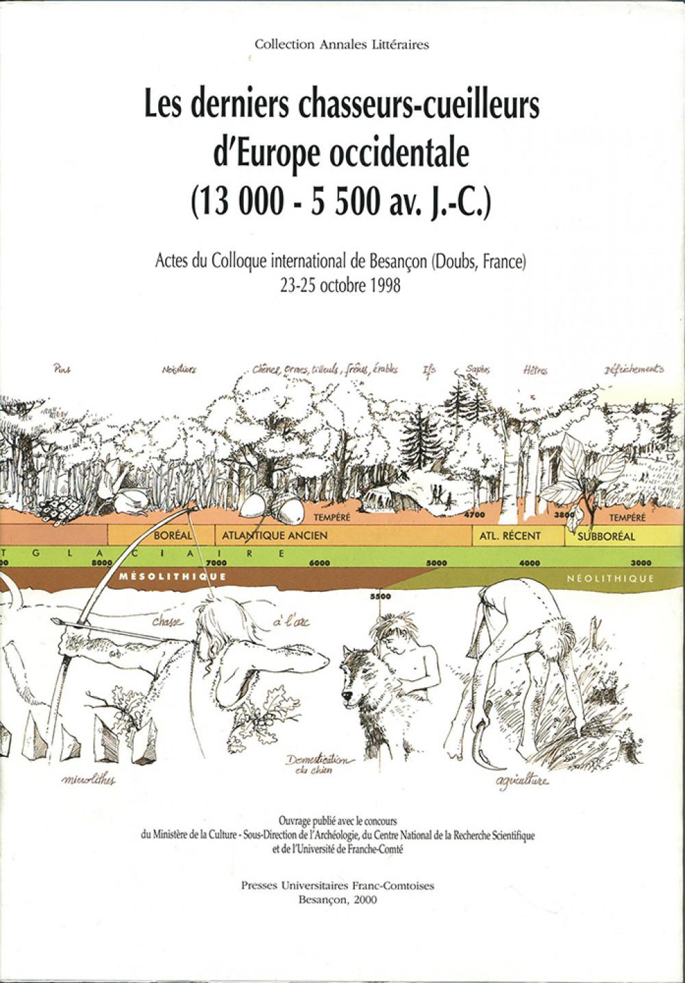 Les derniers chasseurs-cueilleurs d'Europe occidentale (13000-5500 av. J.-C.)