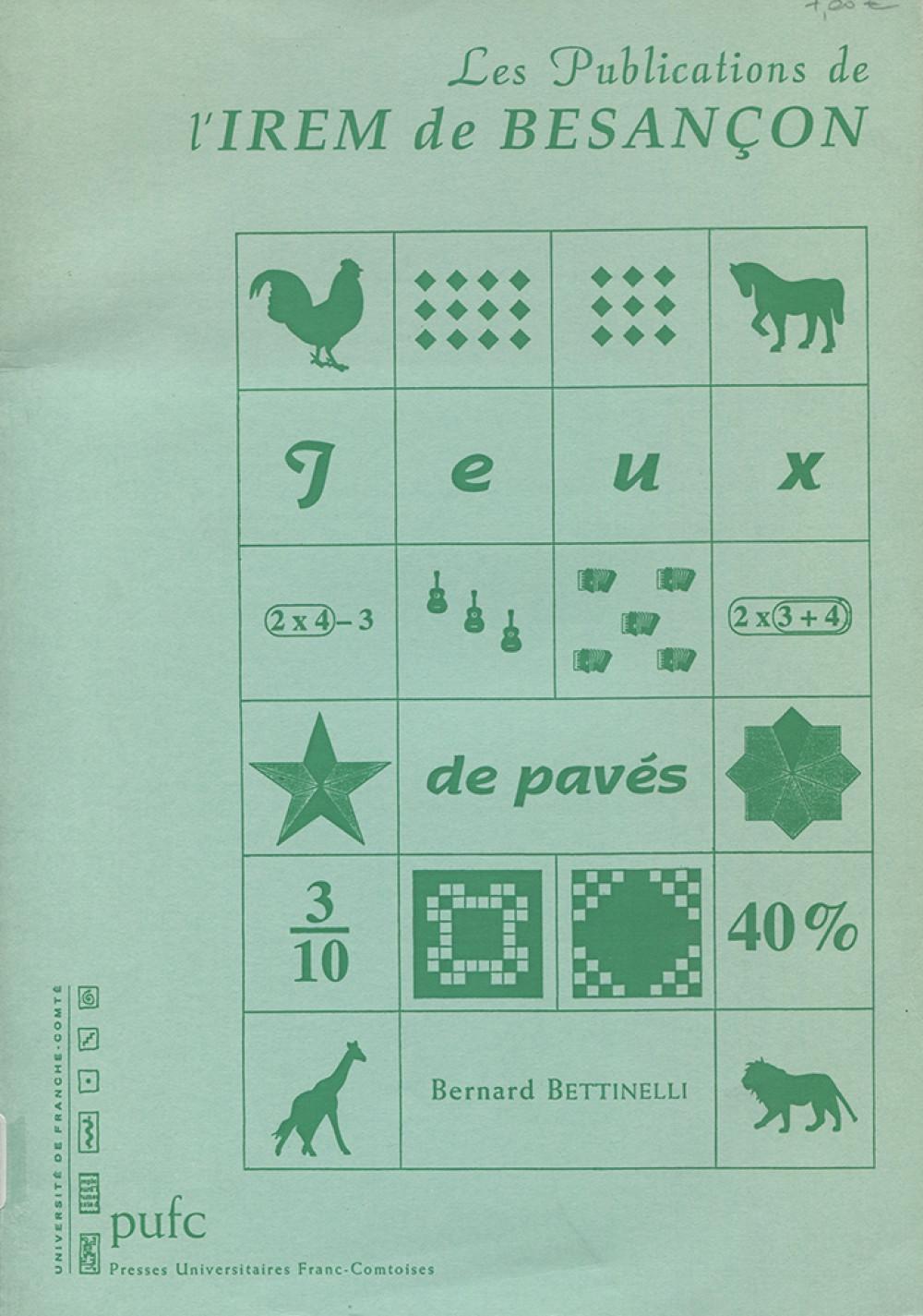 Jeux de Pavés
