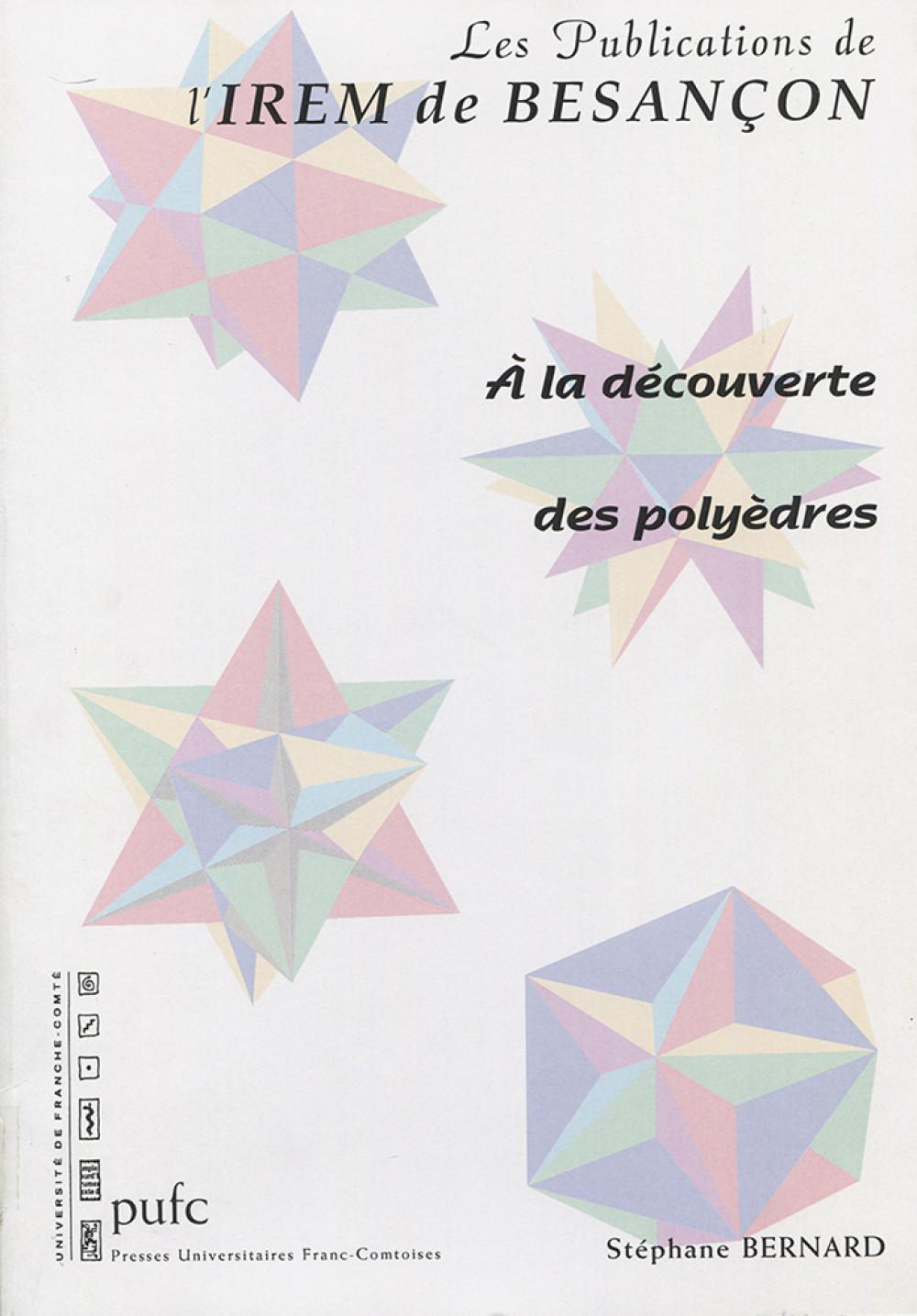A la découverte des polyèdres