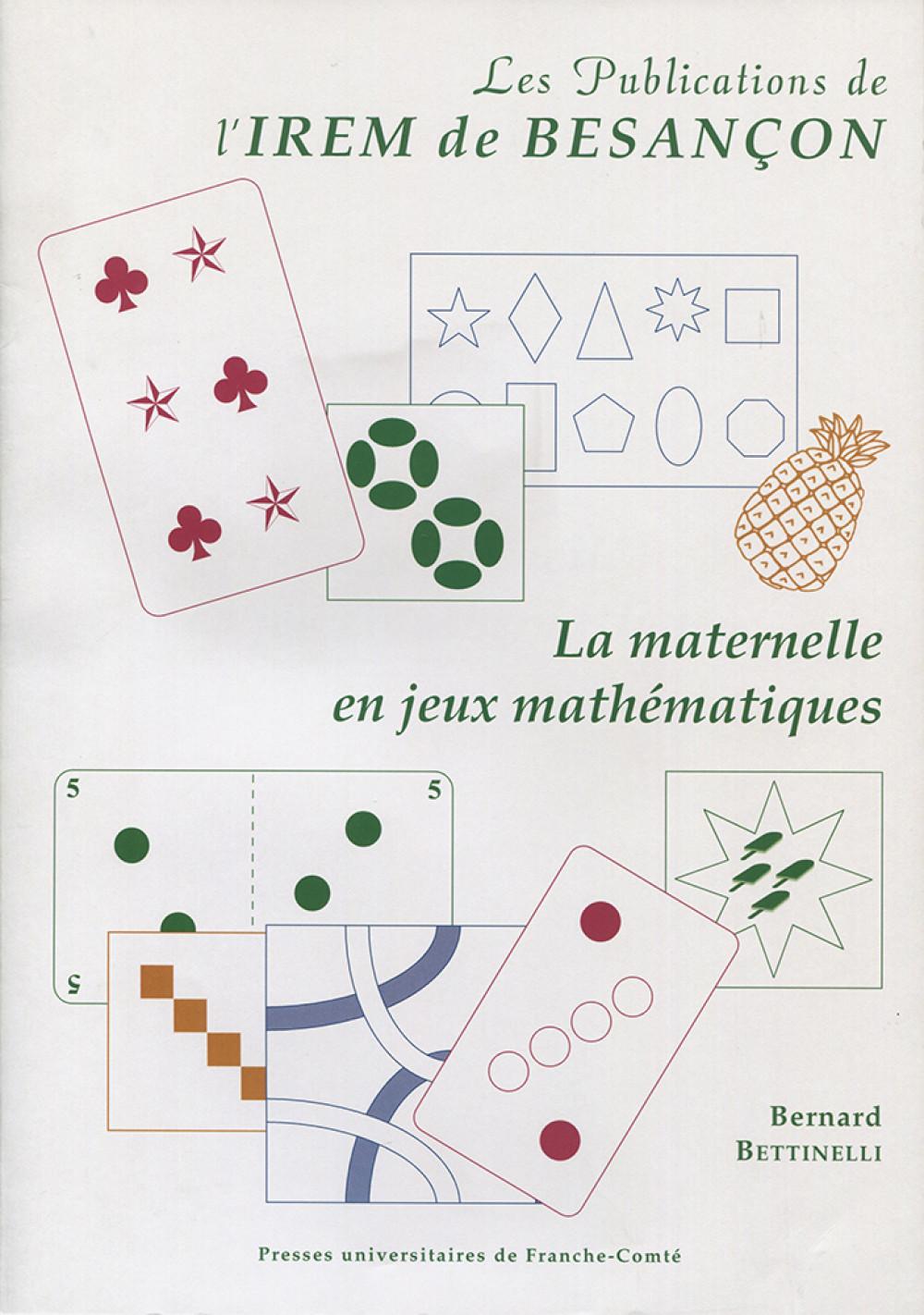 La maternelle en jeux mathématiques