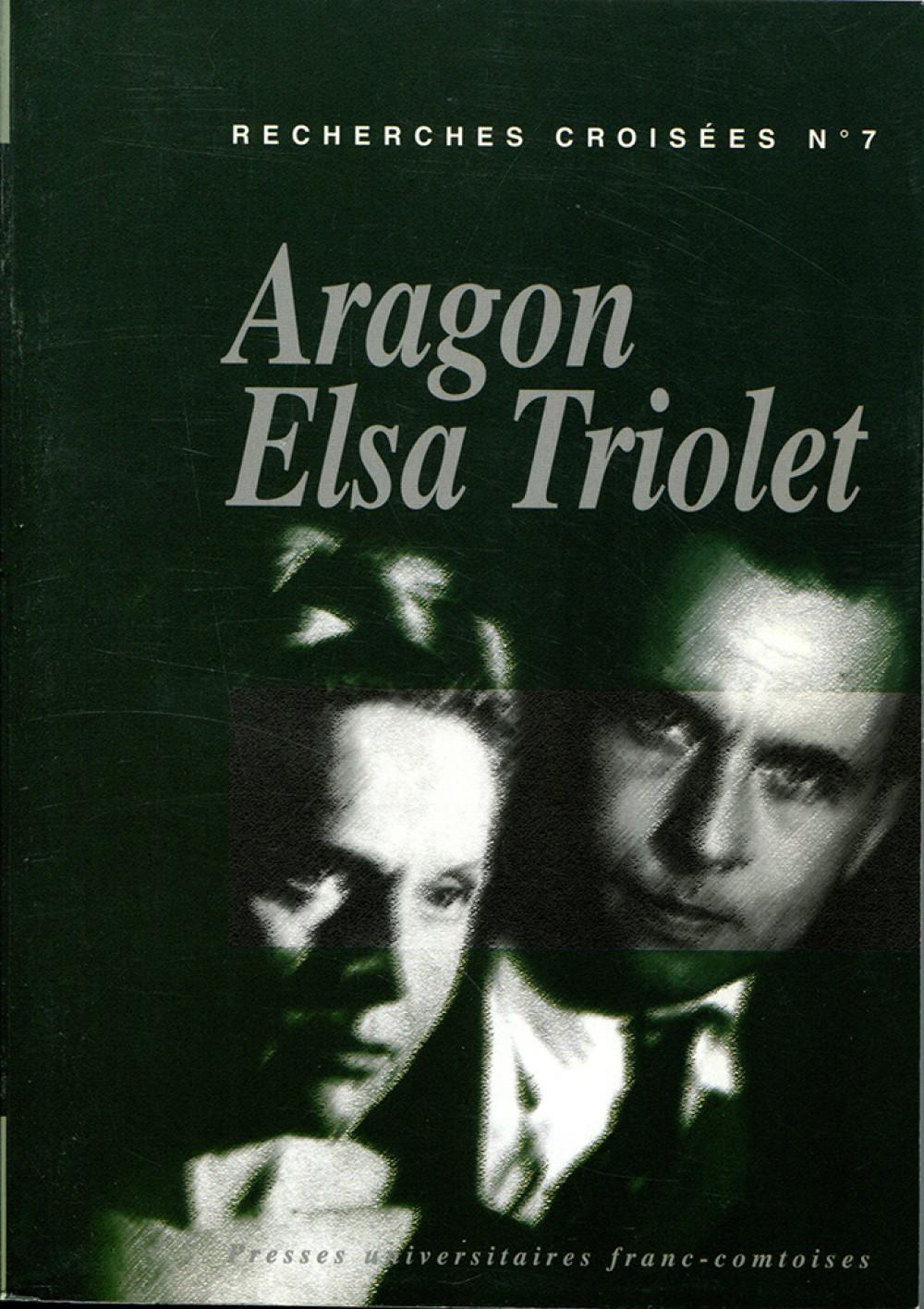 Recherches croisées : Aragon / Elsa Triolet n°7