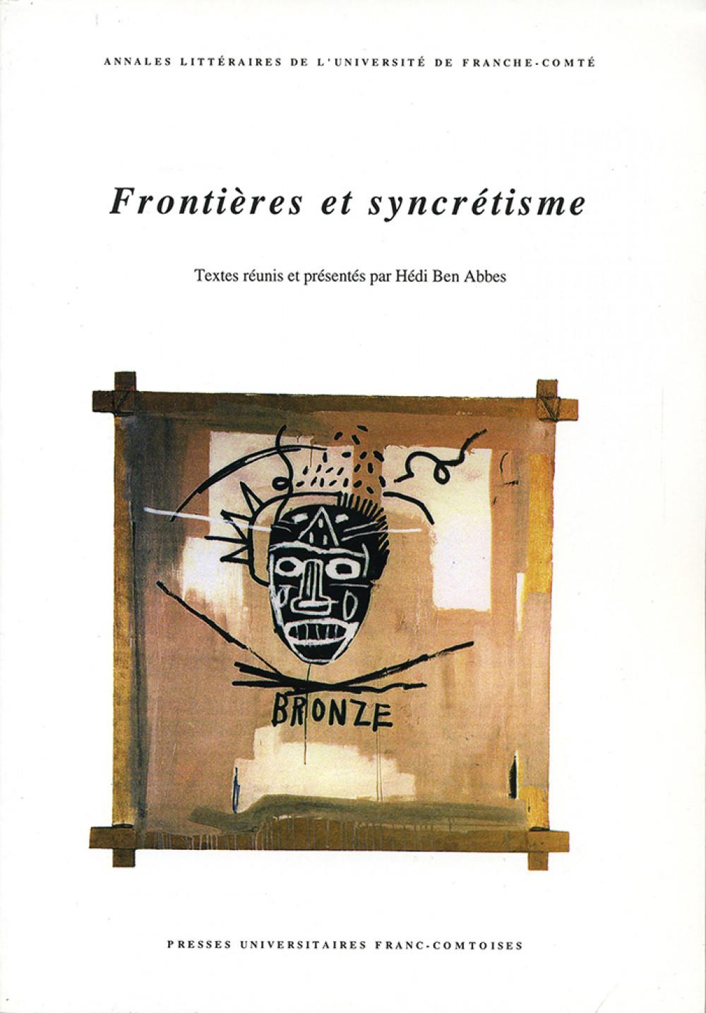 Frontières et syncrétisme