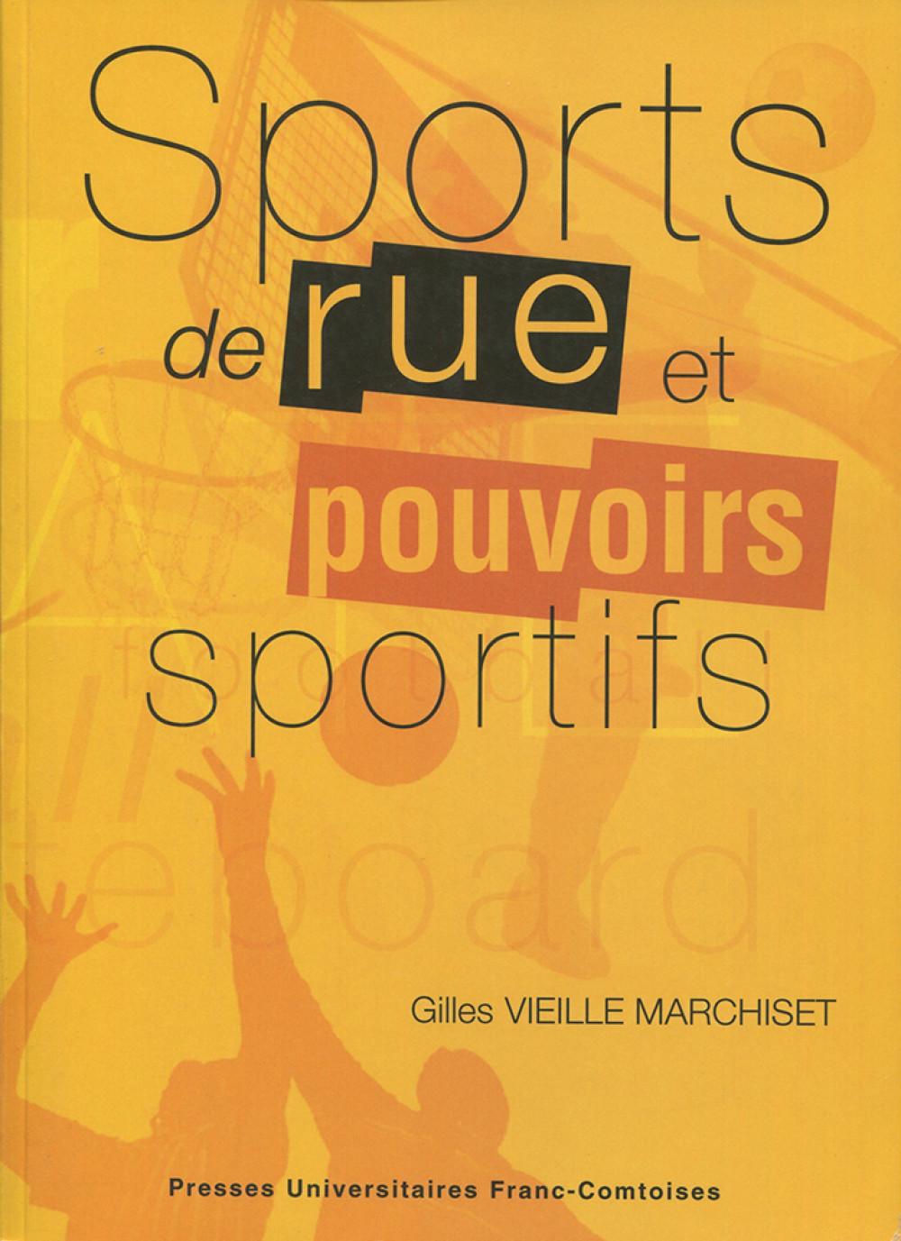 Sports de rue et pouvoirs sportifs