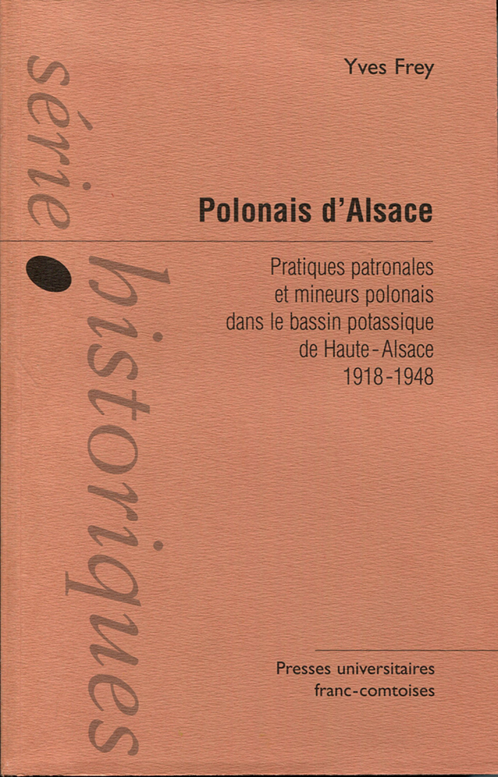 Polonais d'Alsace