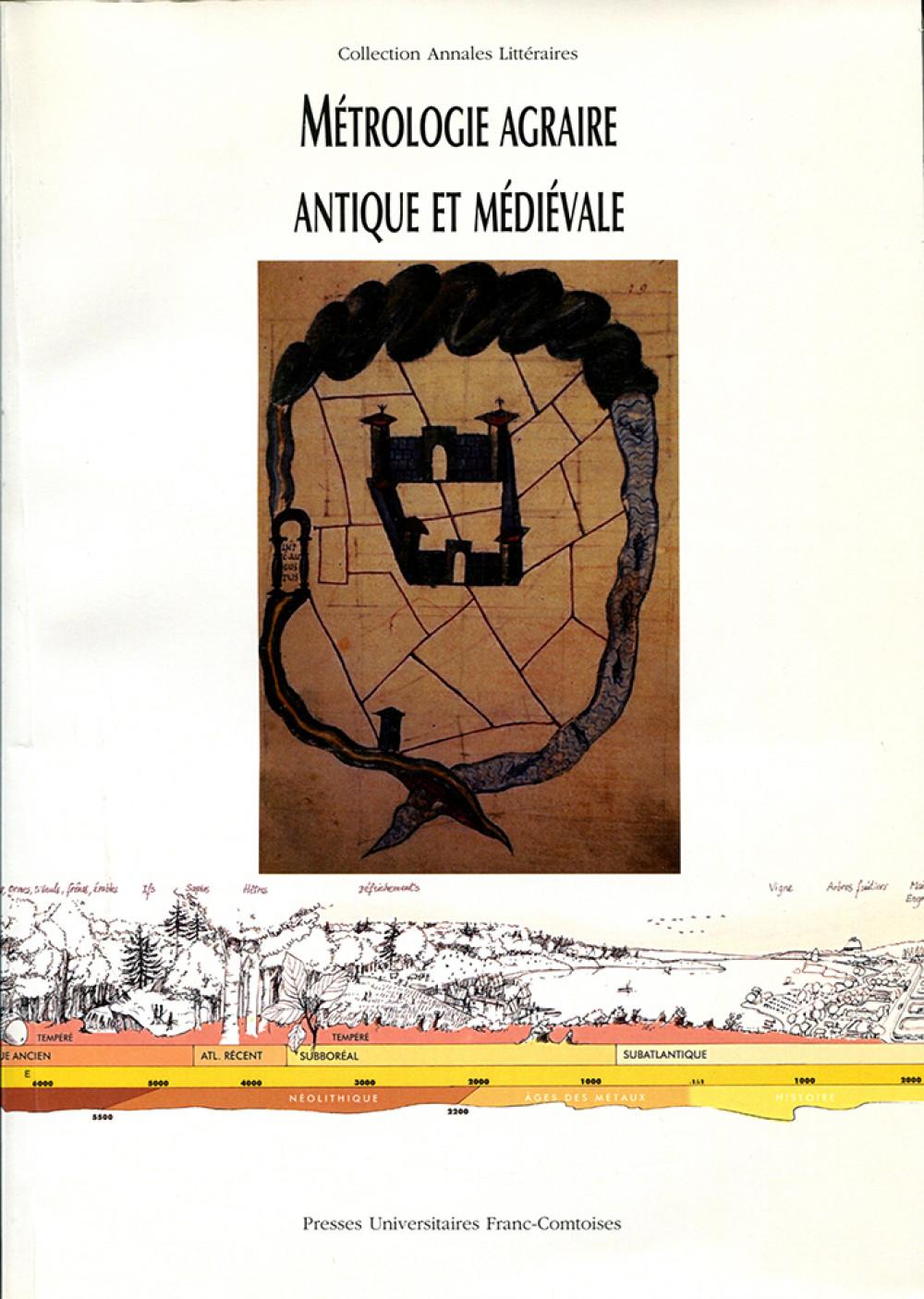 Métrologie agraire antique et médiévale