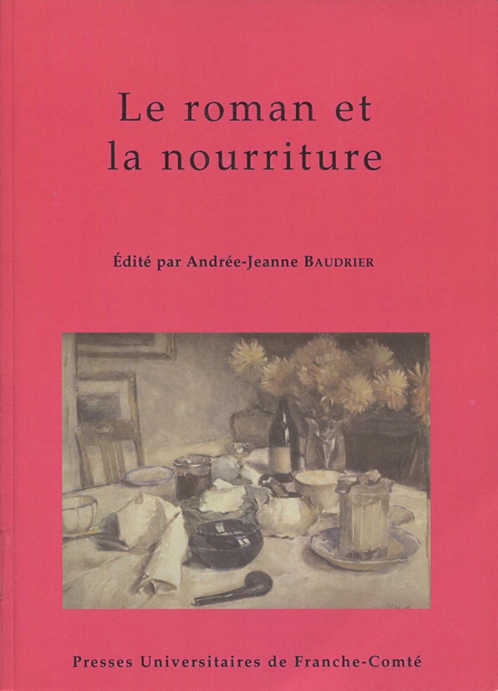 Le roman et la nourriture