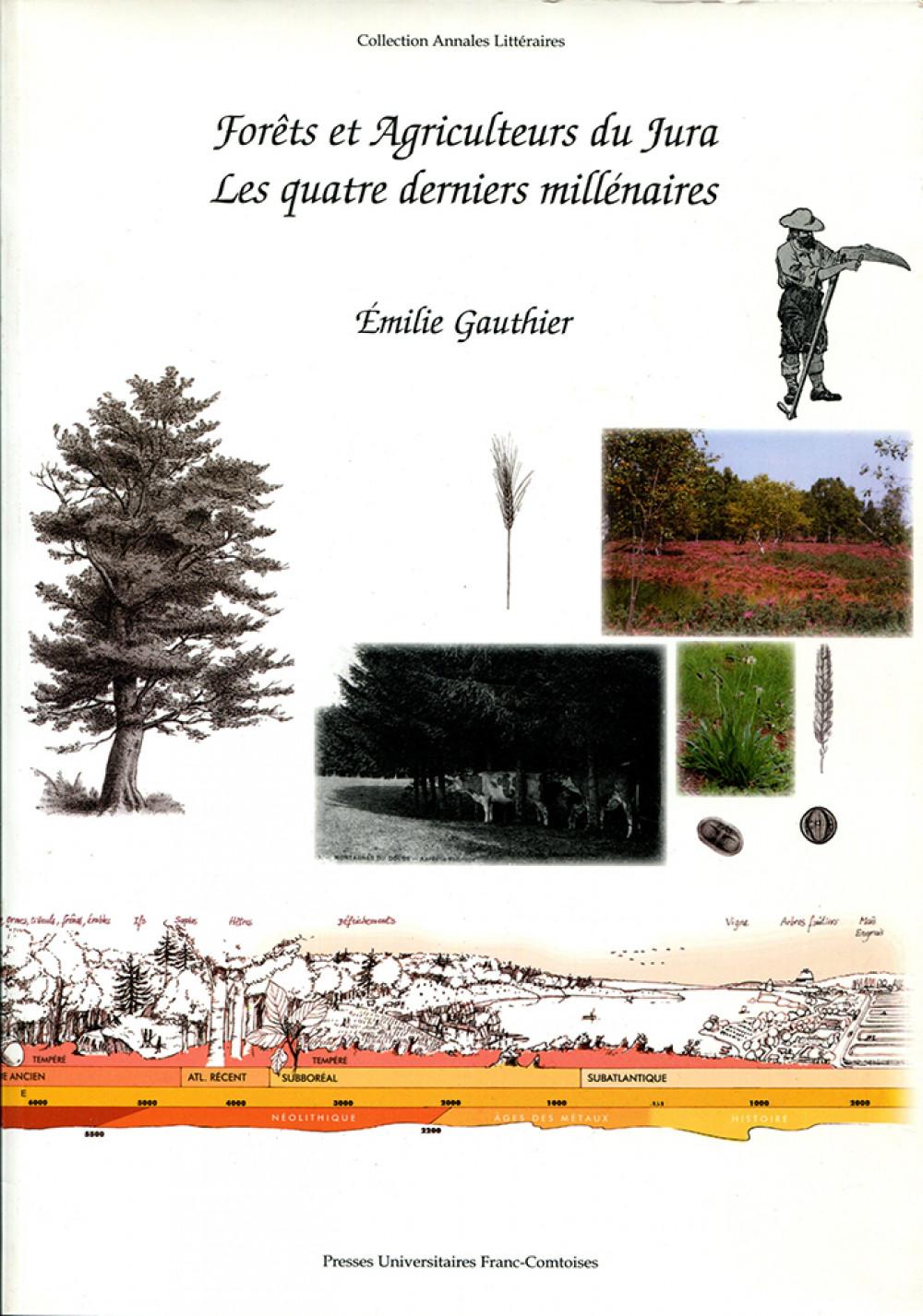 Forêts et Agriculteurs du Jura