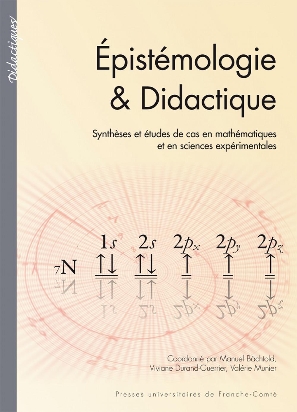 Epistémologie & didactique