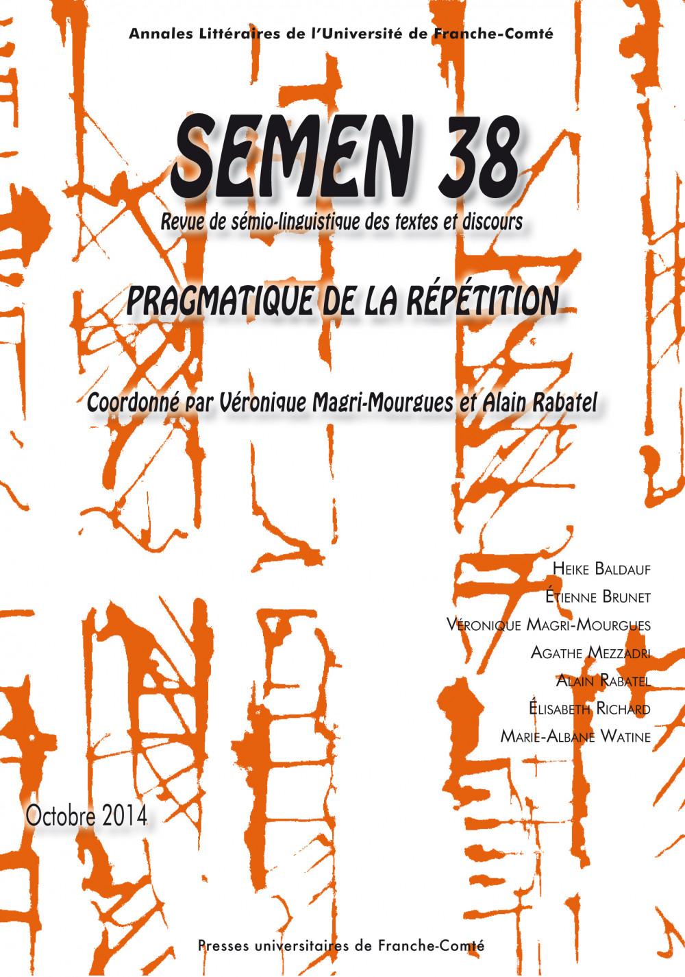 Semen 38