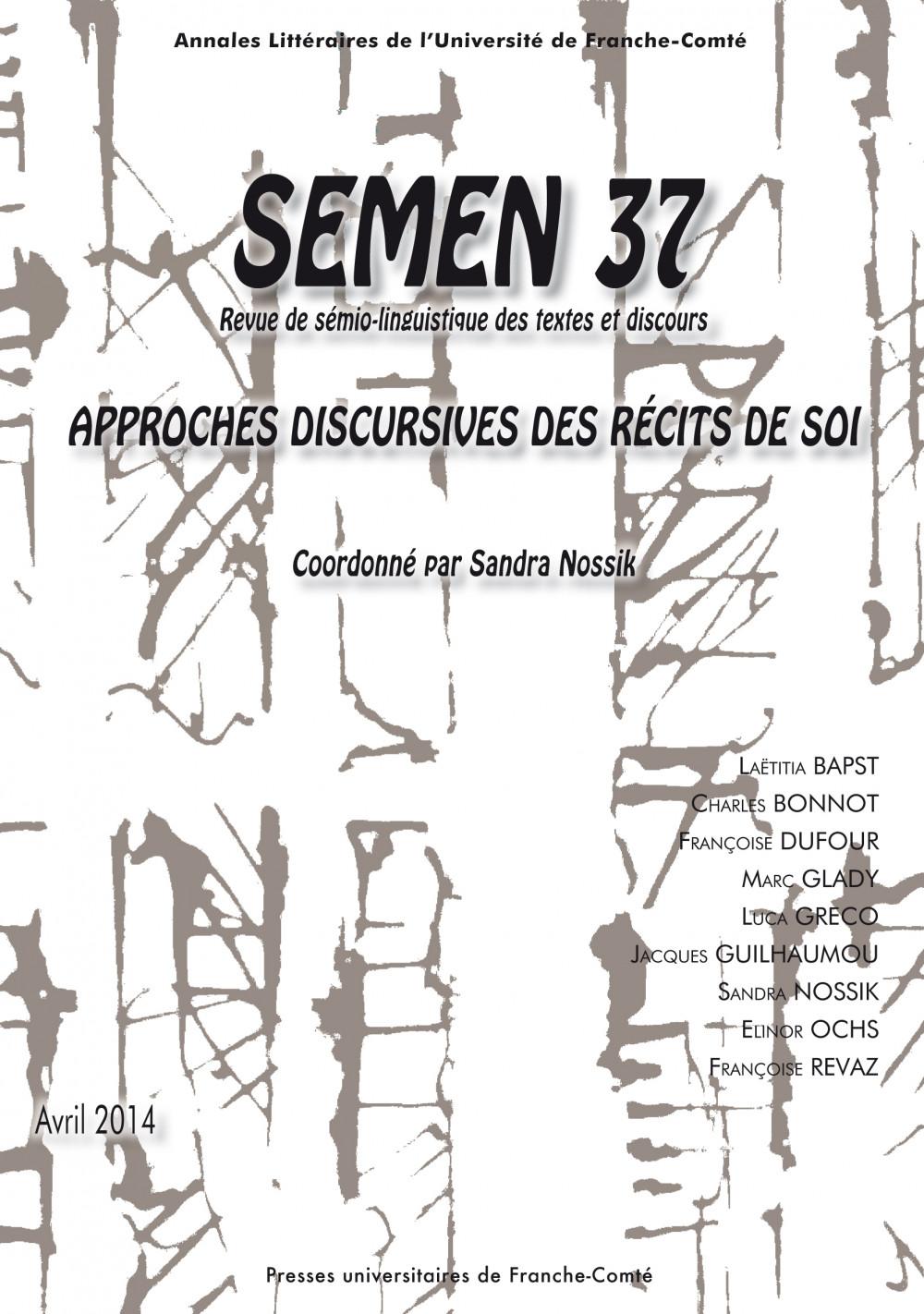 Semen 37