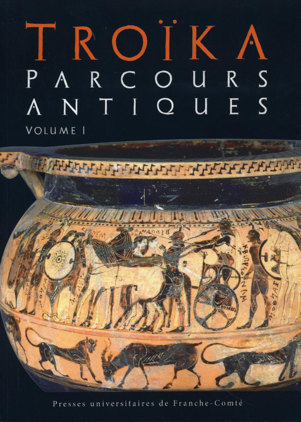 Troïka Parcours Antiques - Volume 1