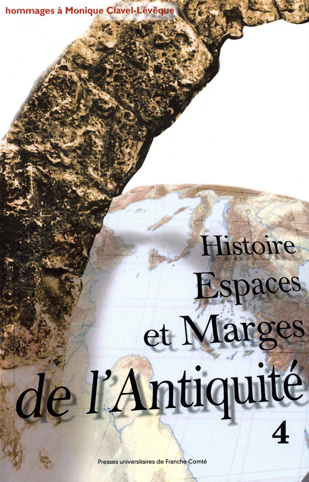 Histoire Espaces et Marges de l'Antiquité 4