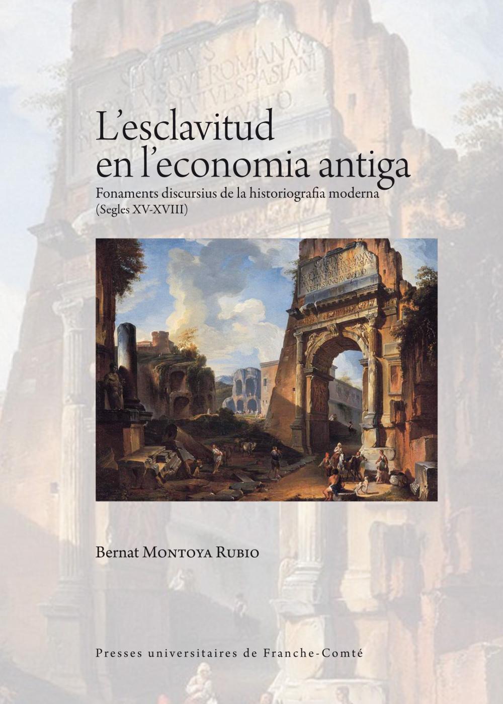L'esclavitud en l'economia antiga