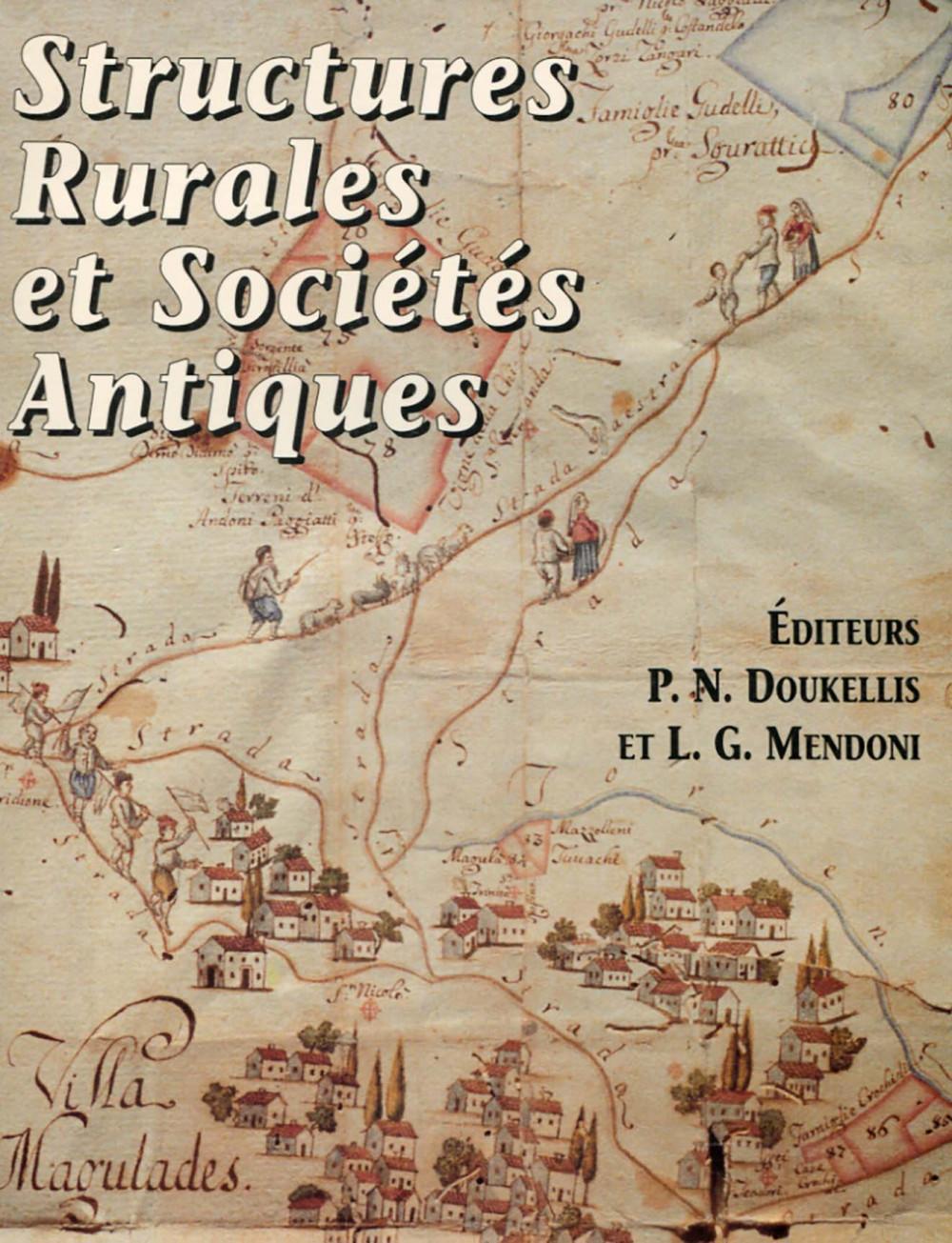 Structures rurales et sociétés antiques
