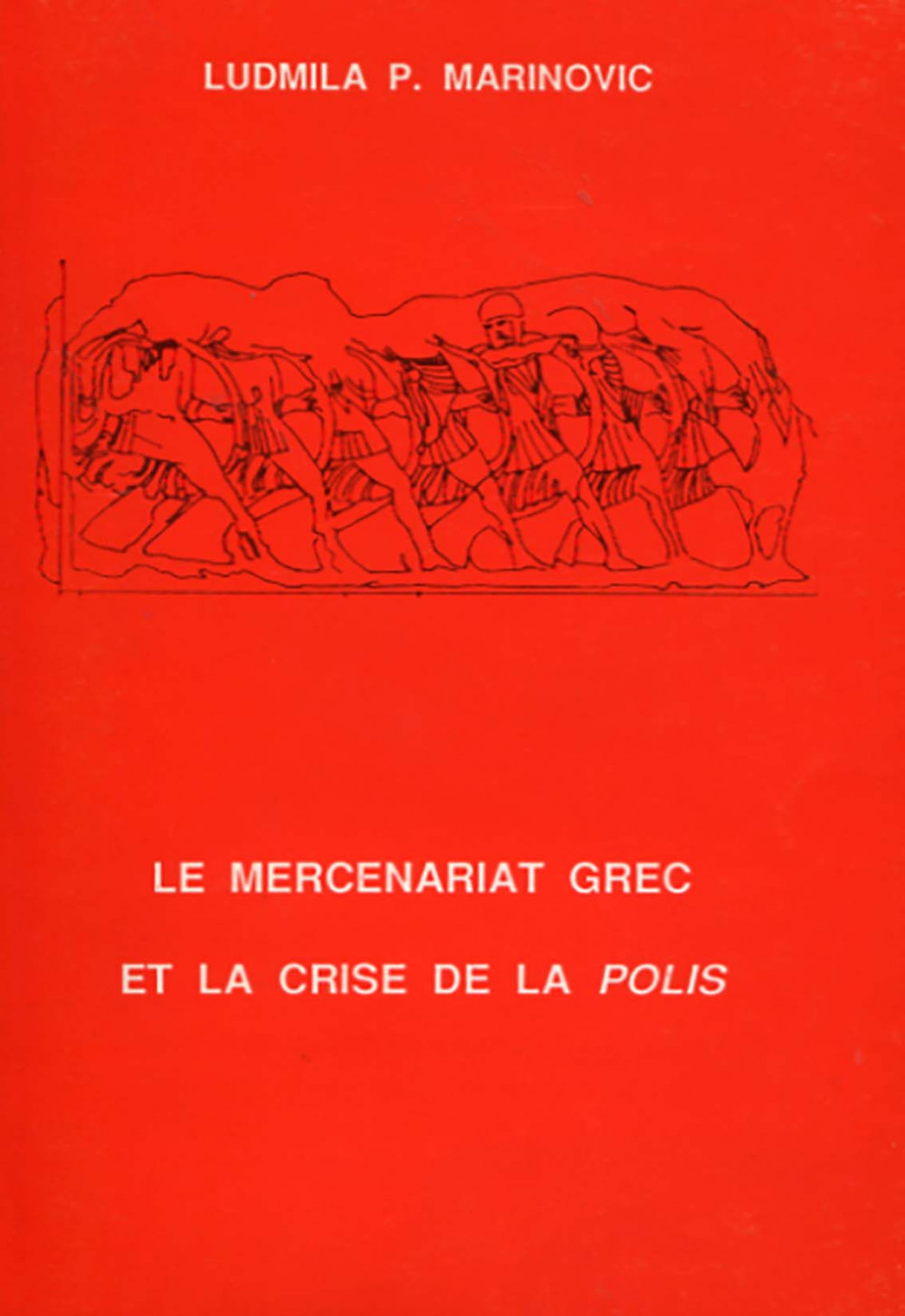 Le mercenariat grec et la crise de la <i> Polis </I>