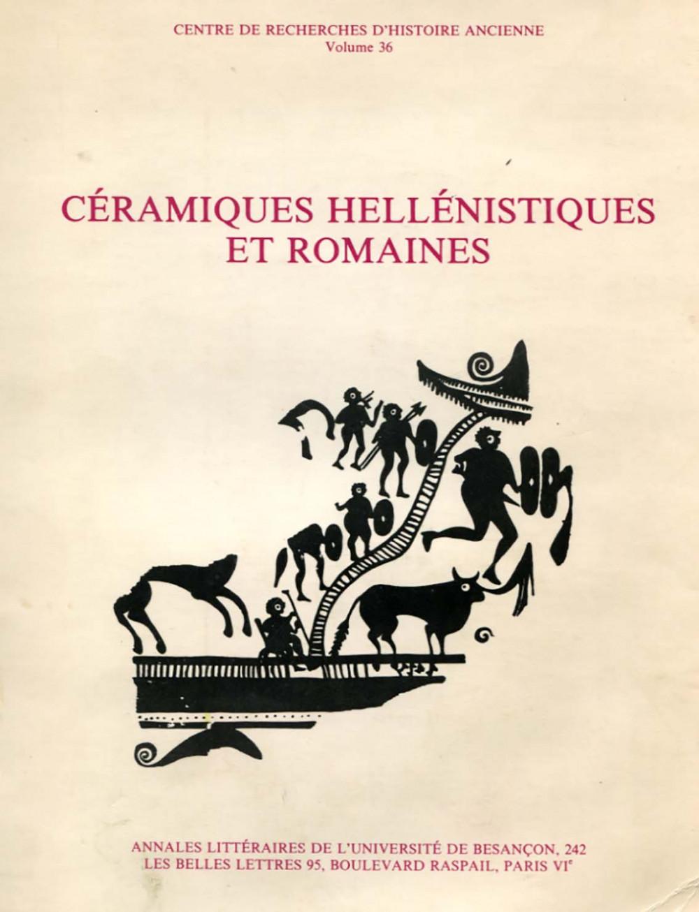 Céramiques hellénistiques et romaines