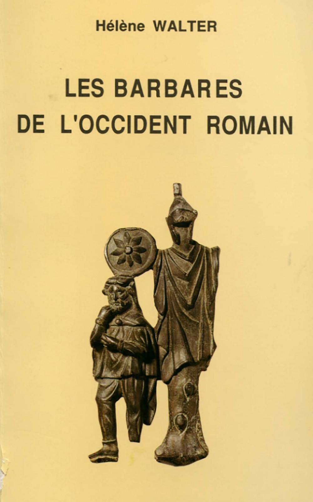 Les barbares de l'occident romain